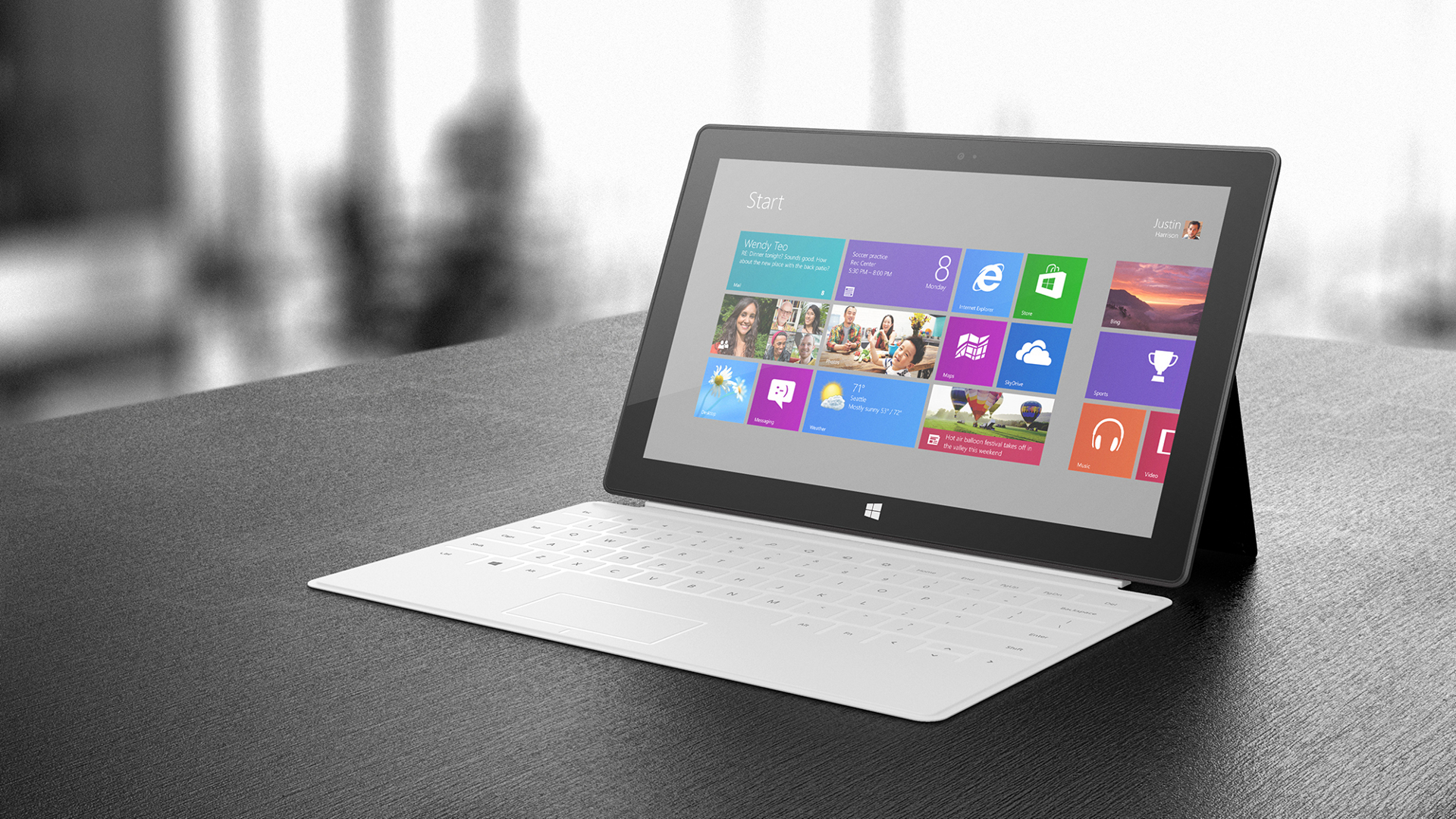 Microsoft Surface ! Pub et fail