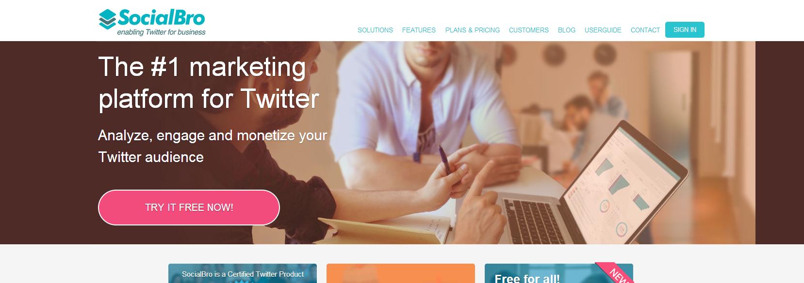SocialBro complète mon Twitter !