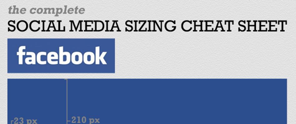 Quelle taille d'image pour quel réseau social? [Infographie]